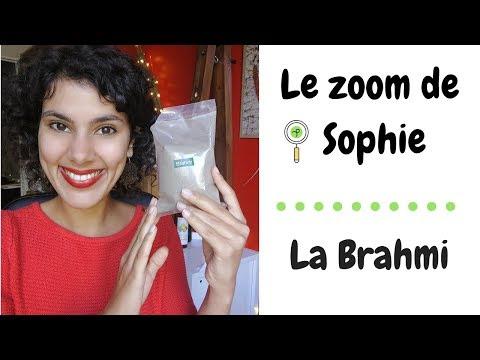 🔍 Le Zoom de Sophie #2 : La Brahmi pour booster ton cerveau 🌿