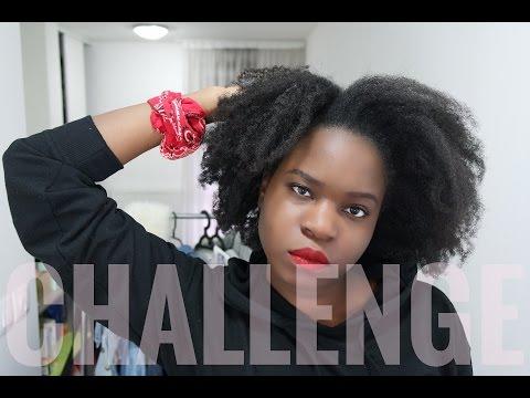Challenge Pousse de Cheveux Crépus 2017