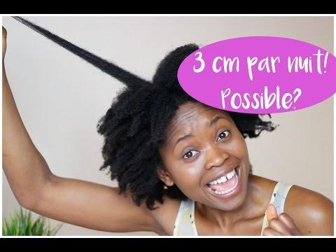 Faire Pousser Ses Cheveux en Une Nuit   Résultat Inattendu