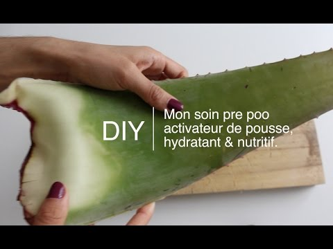 DIY//Mon soin activateur de pousse hydratant et nutritif pour cheveux lisses,afro,bouclés – Pauline