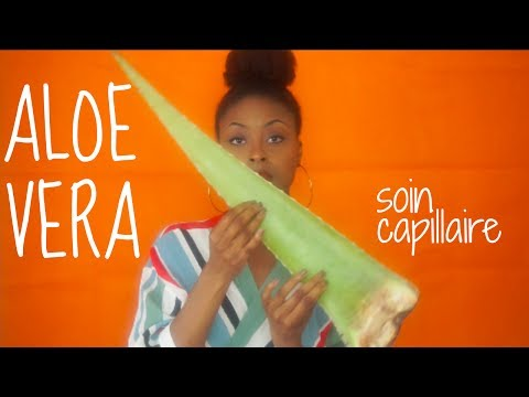 L' Aloe Vera ⎮Soin HYDRATANT efficace pour la POUSSE du CHEVEU ✔️
