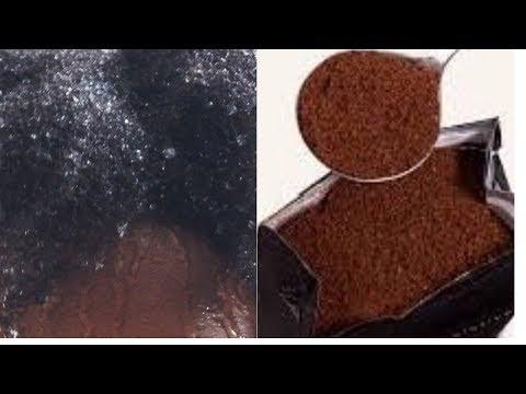 Un shampoing au café pour activé et accélérer la pousse de cheveux