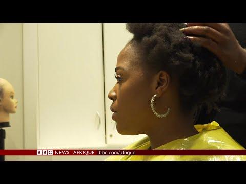"""Cheveux crépus = mauvaise qualité ? Reportage sur la pub """"raciste"""" sud-africaine qui ne passe pas"""