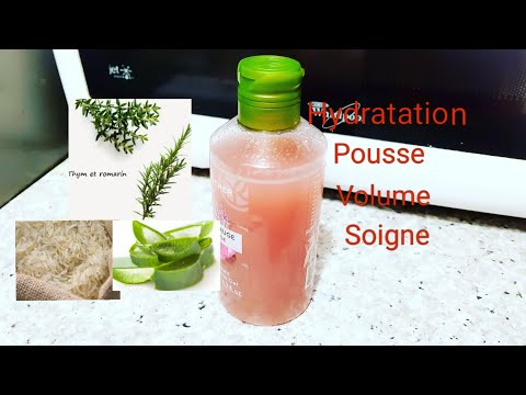 Spray hydratant & activateur de pousse | Cheveux crépus