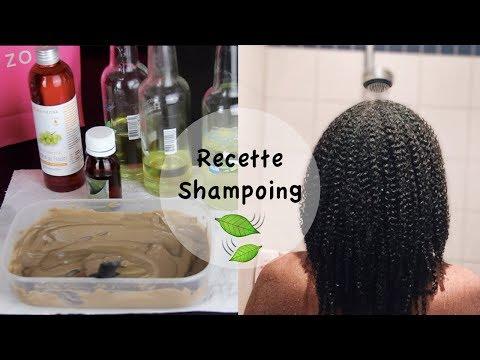 Recette shampoing 100% naturelle (spéciale pousse des cheveux)