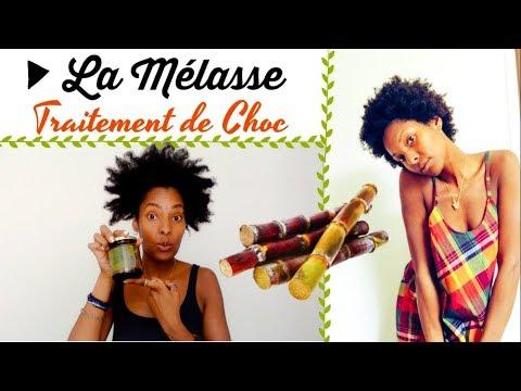 Mélasse de Canne à sucre : Miracle des cheveux crépus – Secrets de pousse #3