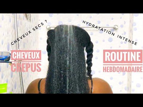 Routine Cowash Cheveux Crépus – Produits trouvés au Sénégal 🇸🇳 / LECTERFRO