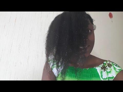 RÉSULTAT DE MON SOIN ACCÉLÉRATEUR DE POUSSE P-4 (cheveux crépus, défrisés, colorés..)