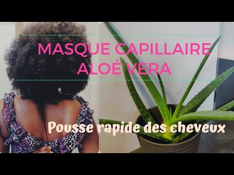 🇨🇮5. MASQUE HYDRATANT ALOÉ VÉRA [POUSSE EXTRÊME] CHEVEUX CREPUS 4C – Kinky Hair Beauties
