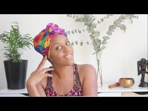 Booster la pousse et rendre les cheveux afro plus épais grâce au Henné