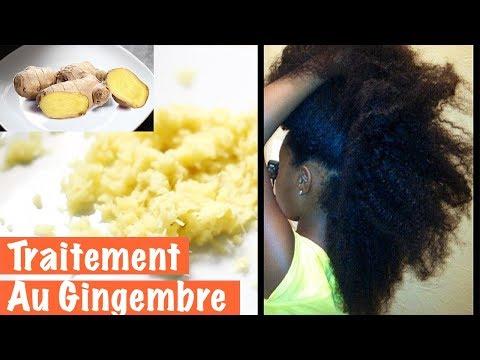 Le Gingembre Pour Faire Pousser les Cheveux | Ritini