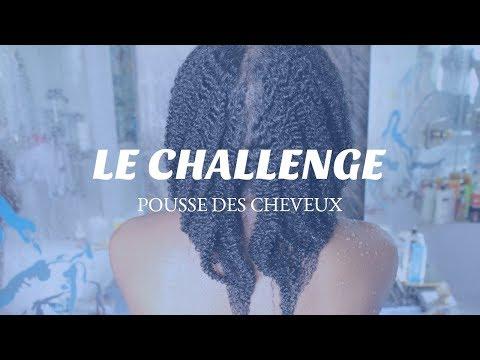 LE CHALLENGE : POUSSE DES CHEVEUX NATURELS/CRÉPUS/FRISÉS/BOUCLÉS