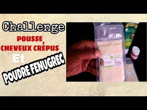 [CHALLENGE] POUSSE RAPIDE CHEVEUX CRÉPUS – POUDRE FENUGREC EFFICACE ?