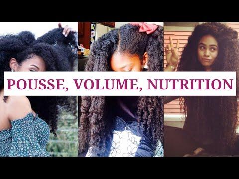 DIY | Masque cheveux – Volume, Pousse, Nutrition
