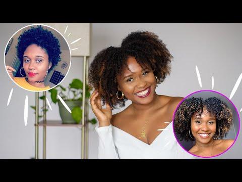 Pousse des cheveux crépus RAPIDE! – Astuces