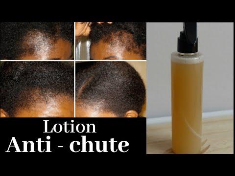 Diy, Lotion, anti chute, activ pousse, cheveux, crepus, lisse,( efficace).