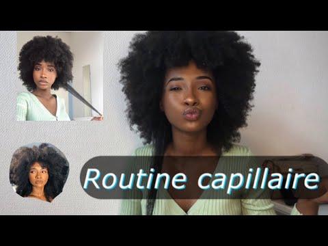 ROUTINE CAPILLAIRE SPÉCIALE POUSSE : CHEVEUX CRÉPUS 4C/4B