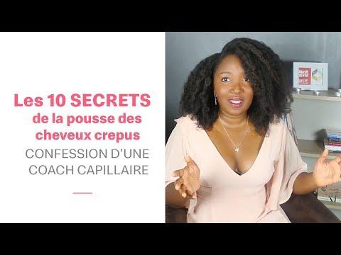 Les 10 SECRETS de la pousse des cheveux crépus | Confession d'une coach capillaire