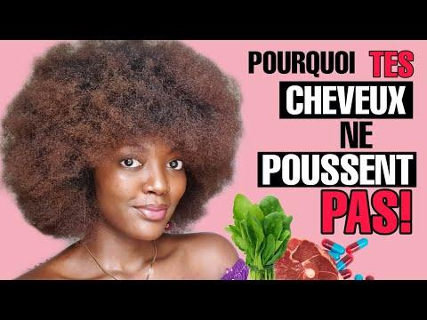 CARENCE ➡️ PAS de POUSSE!!!⛔ | CHEVEUX CREPUS✨