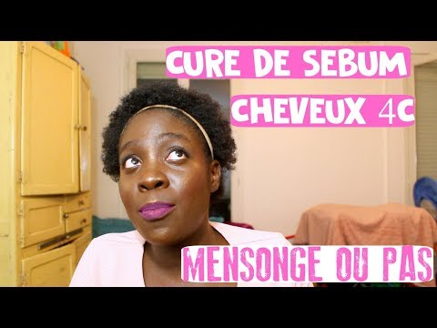 LA CURE DE SEBUM CHEVEUX CREPUS 4C ! MENSONGE ! I Aika L.