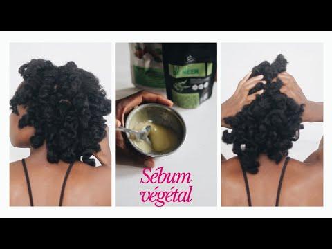 Comment Fabriquer le Sébum avec des Huiles Végétales pour Assouplir Vos Cheveux Crépus