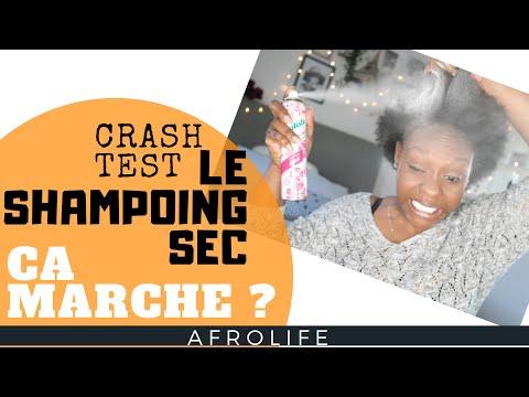 AFROVLOG #13 – LE SHAMPOING SEC SUR CHEVEUX CRÉPUS … ÇA MARCHE ? ▪️ AFROLIFE DE CHACHA