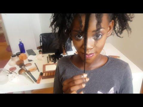 ✅TESTÉ! 💥LE Masque le plus EFFICACE sur Cheveux Afro SEC    Simply Joy ♥