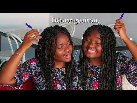 Démangeaison du cuir chevelu, conseils & astuces| Bantú Fro
