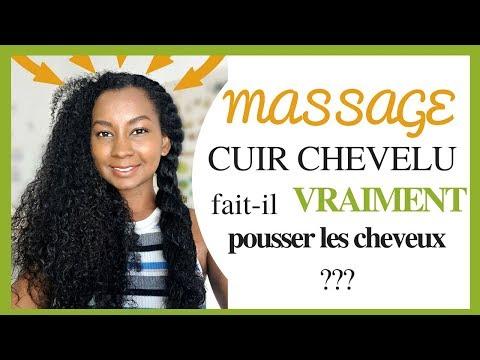 MASSAGE DU CUIR CHEVELU fait- il VRAIMENT pousser les cheveux? (Solution Alopécie Areata mentionné)