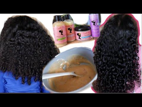 MEILLEURE ROUTINE CAPILLAIRE POUR CHEVEUX SECS ET TERNES (Cheveux crépus ou métissés)