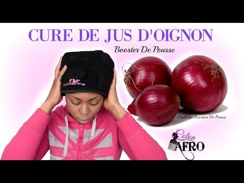 CHALLENGE I CURE DE JUS D'OIGNON : Booster de Pousse
