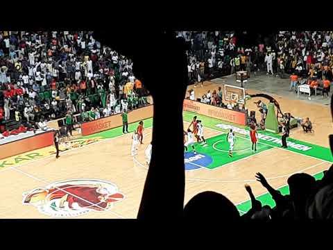 Afro basket, Senegal Mozambique.. le public pousse les lionnes à la victoire finale