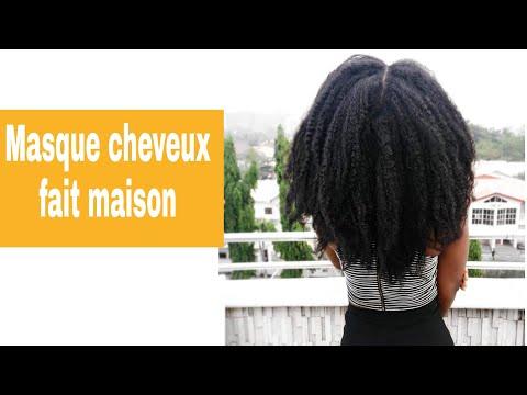 DIY   Masque cheveux – Pousse, nutrition et hydratation