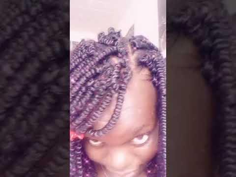 Ariane coiffure afro