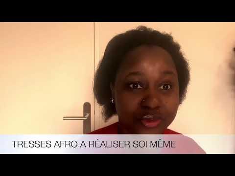 Tresses afro