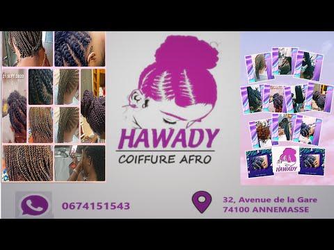 #HAWADY. COIFFURE AFRO