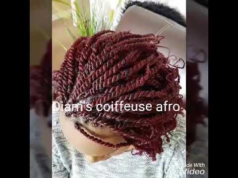 Paris Tresses Vanille❤👌  l'œuvre de Diam's coiffeuse Afro n'hésitez pas de Liker👍 abonnez vous