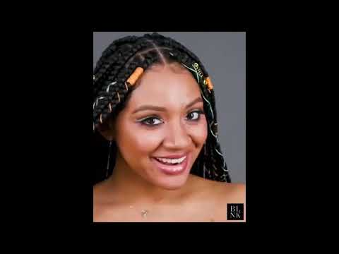 compilation TRESSES AFRICAINE – VANILLE 2020