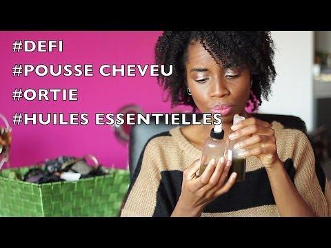 ☆ Pousse Cheveux | Défi Ortie et Huiles Essentielles ☆