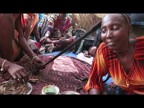 le secret des longs cheveux au tchad