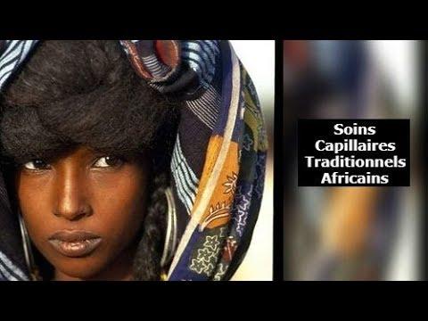 Soins capillaires des Wodaabes au Tchad