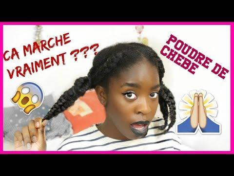 CHEVEUX: ALTERNATIVE À LA POUDRE DE CHÉBÉ UNE MÉTHODE RÉVOLUTIONNAIRE ??? !!!! Hélène NK