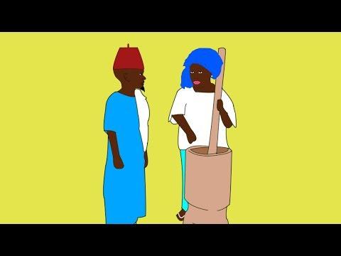 TABASKI bi : Souloukhou ak cheveux naturel djabbar dji  à mdr(lagocomedy)