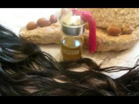 Huile Argan Cheveux [heireumu]