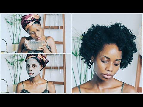 Mon masque visage à l'Argile Blanche/Kaolin pour une peau lisse et ferme