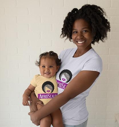 Fondatrice afroscalp cheveux crépus
