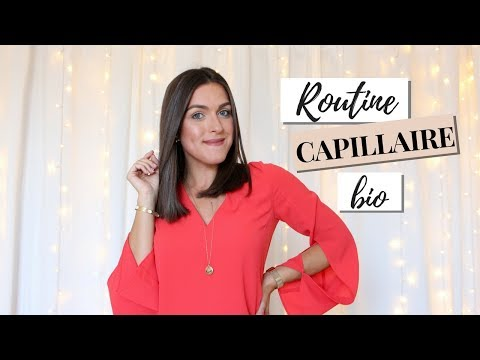 Ma routine capillaire bio – Fortification et pousse des cheveux