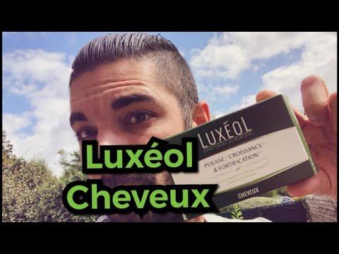 Un Homme Test #Luxéol Cheveux Pousse Croissance et Fortification