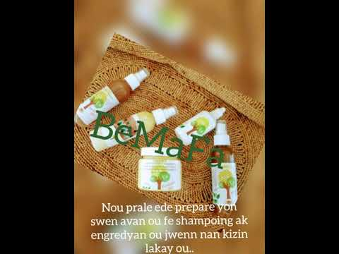 Soins avant shampooing(cheveux endommagés avec du jus de mangue, de la mayonnaise, moutarde, etc.