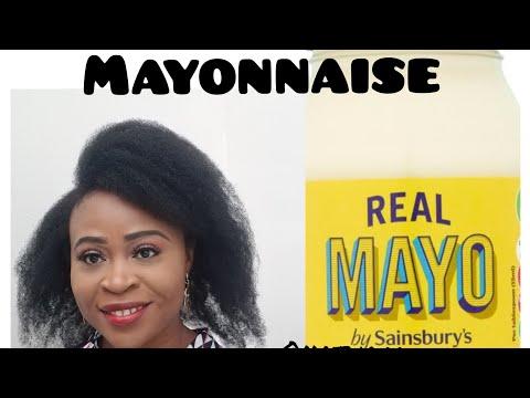 Mayonnaise et citron masque pour cheveux sec